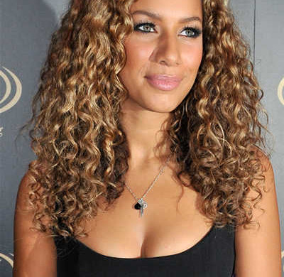 Leona-Lewis-Curly-Hair