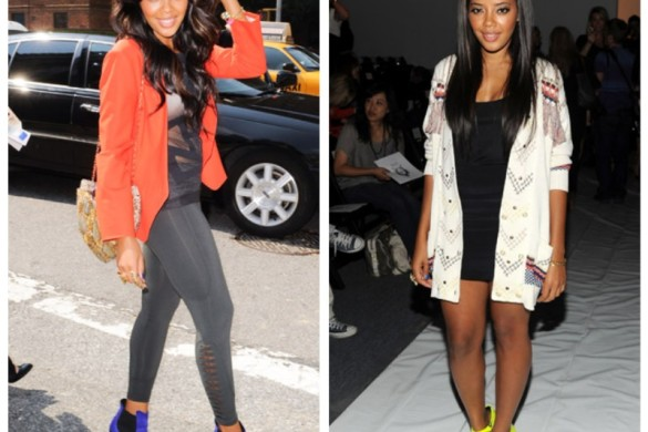 Angela-Simmons-Fashion-Week