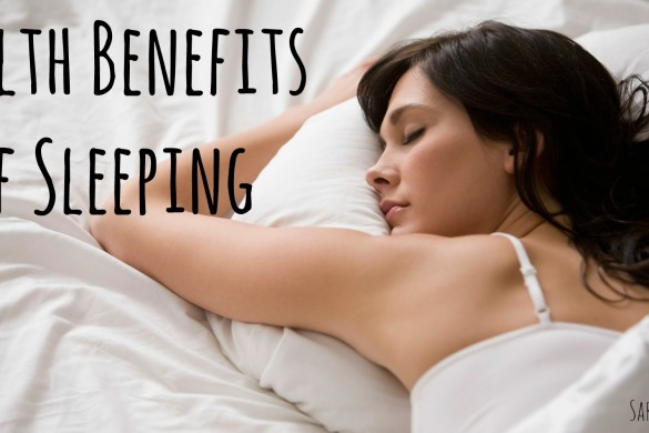 Health Benefits of Sleeping