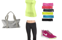 Look Cute and Feel Good at the Gym