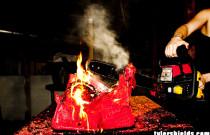 The Burning of a Birkin