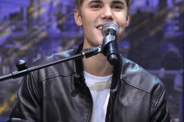 Justin Bieber vino a divertirse a El Hormiguero