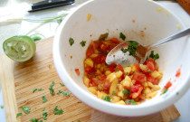 2 Easy To Make Fresh Summer Salsas