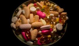 Pills Vitamins Pile Bowl April 23, 2012 3