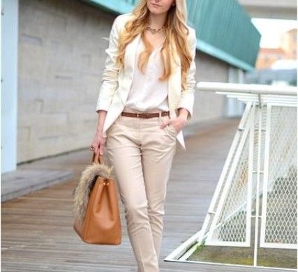 stylish-spring-2015-work-outfits-for-girls-5