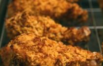 "Skinny ""Fried"" Chicken Recipe"