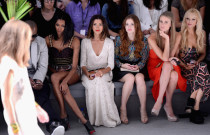 New York Fashion Week Front Row Star Style