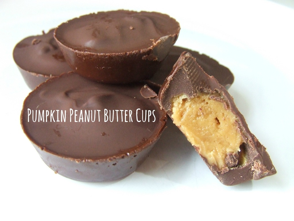 Pumpkin Peanut Butter Cups Recipe