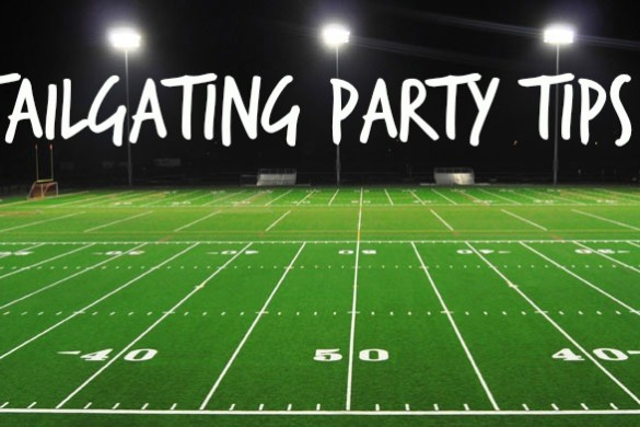 Tailgating Party Tips
