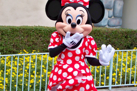 Minnie Mouse in Mickey's Toontown