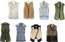 What to Buy Now: A Fall Vest