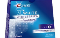 Crest 3D White Strips Giveaway And Experiment