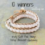 Iristy Review and Bracelet Giveaway {10 Winners}