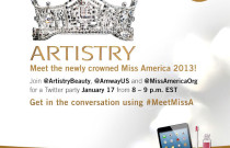 Meet Miss America Twitter Party and Amazing Causes #MeetMissA