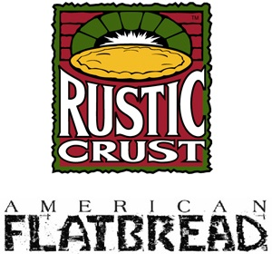 Rustic Crust American Flatbread Pizza