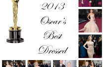 The Best and Worst Dressed at the 2013 Academy Awards