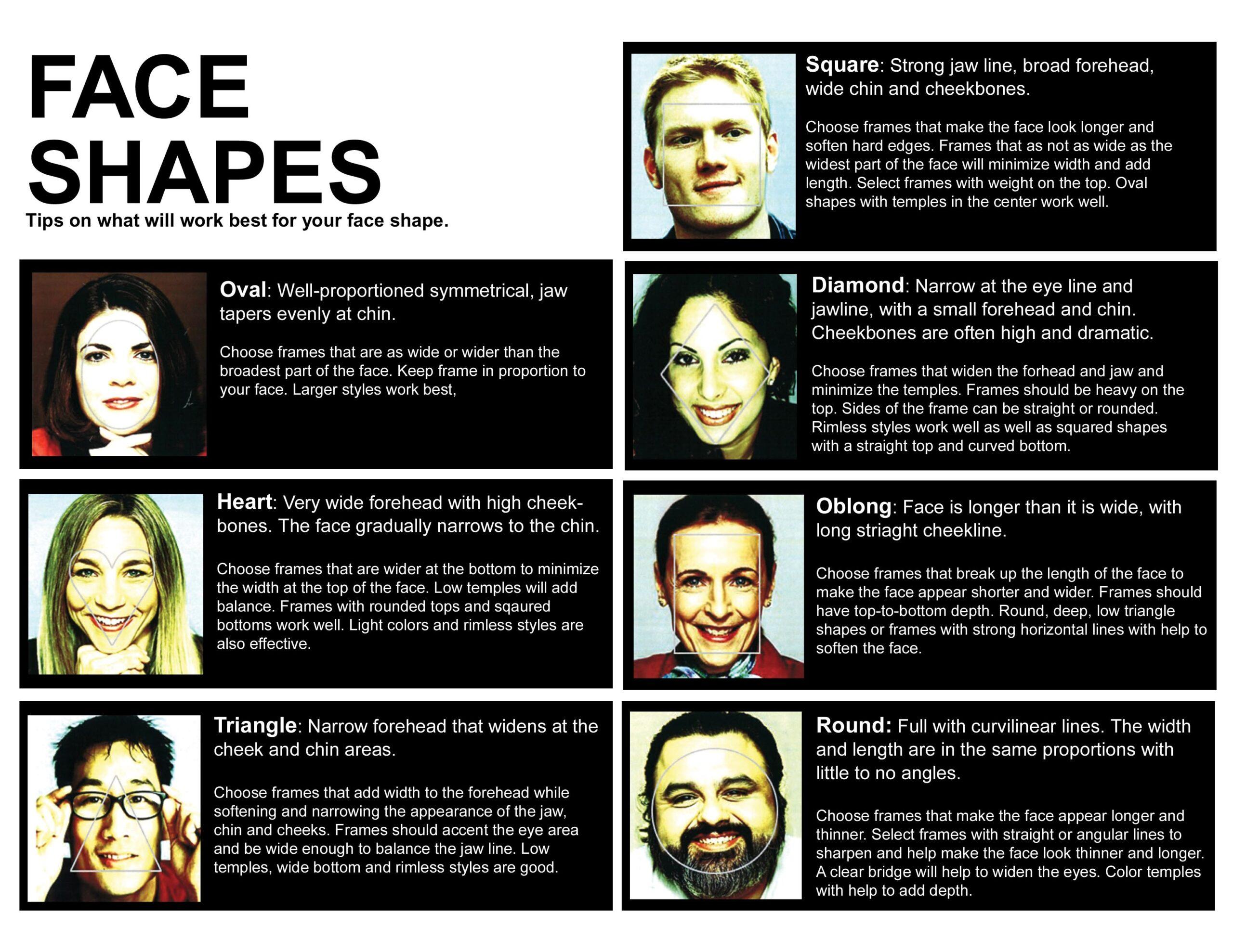 Glasses Frames For Every Face Shape : Eyeglasses For Every Face Shape - #BetterKC Segment 4/1/13 ...