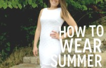 How to Wear Summer Whites With Sears Fashion #ThisisStyle