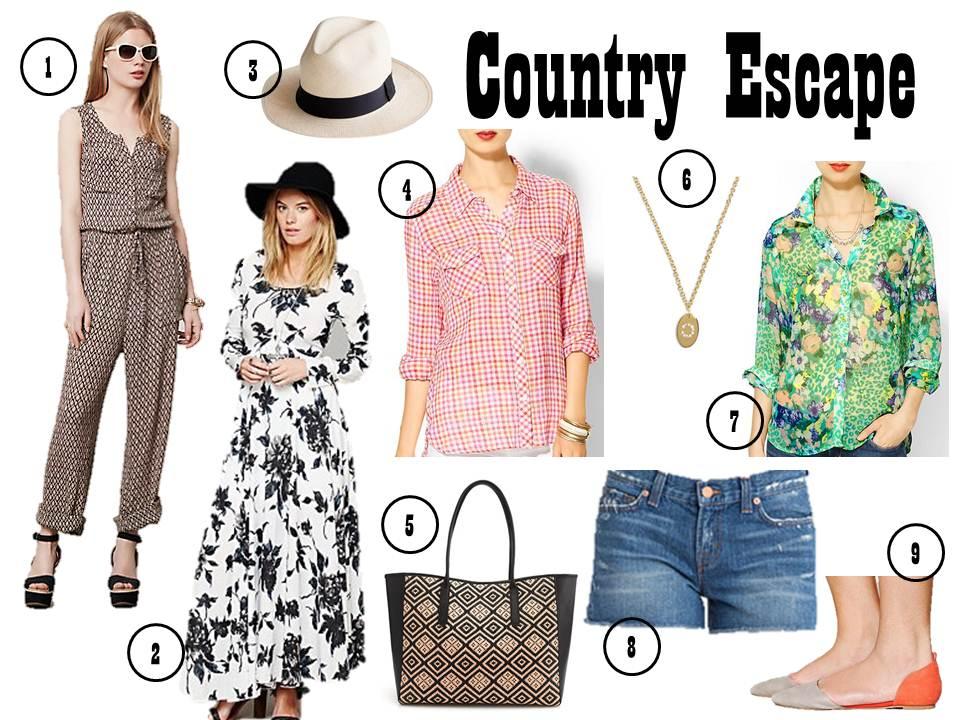 Sarah Scoop - Country Escape
