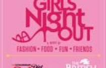Come Join Me at the Independence Center Annual Girl's Night Out