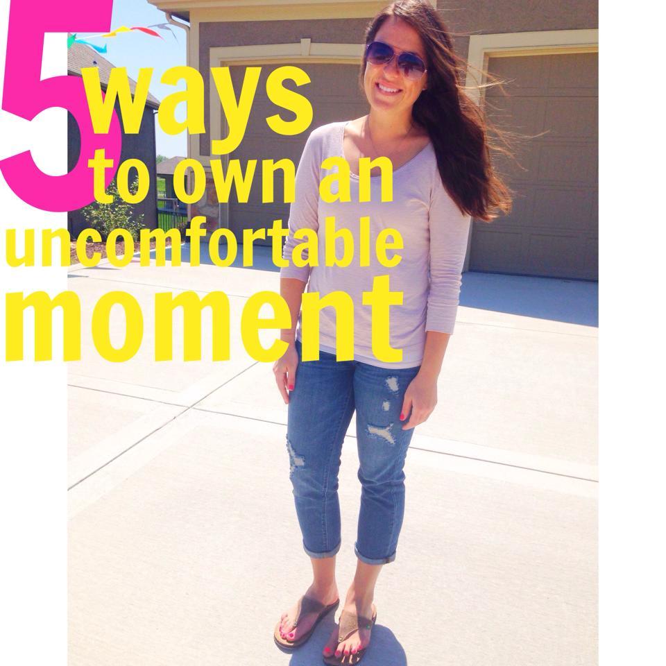 uncomfortablemomements