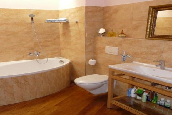 Prague Bathroom: Ecological and Modern Architectural Deisgn