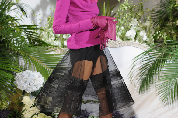 Christian Dior: Paris Fashion Week Haute Couture A/W 2009/10 - Runway