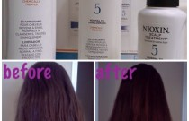 NIOXIN Review: My 30 Day #NIOXINChallenge – Get Thicker Hair + A Giveaway