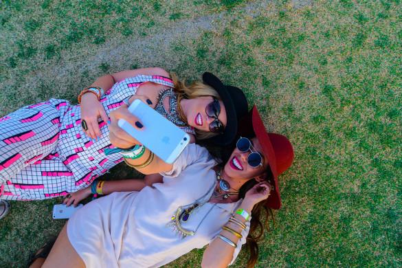 Coachella Day 3 [2ndWeek]- Selfies