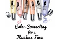 Color Correcting for a Flawless Face