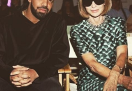 drake anna wintour instagram champagnepapi