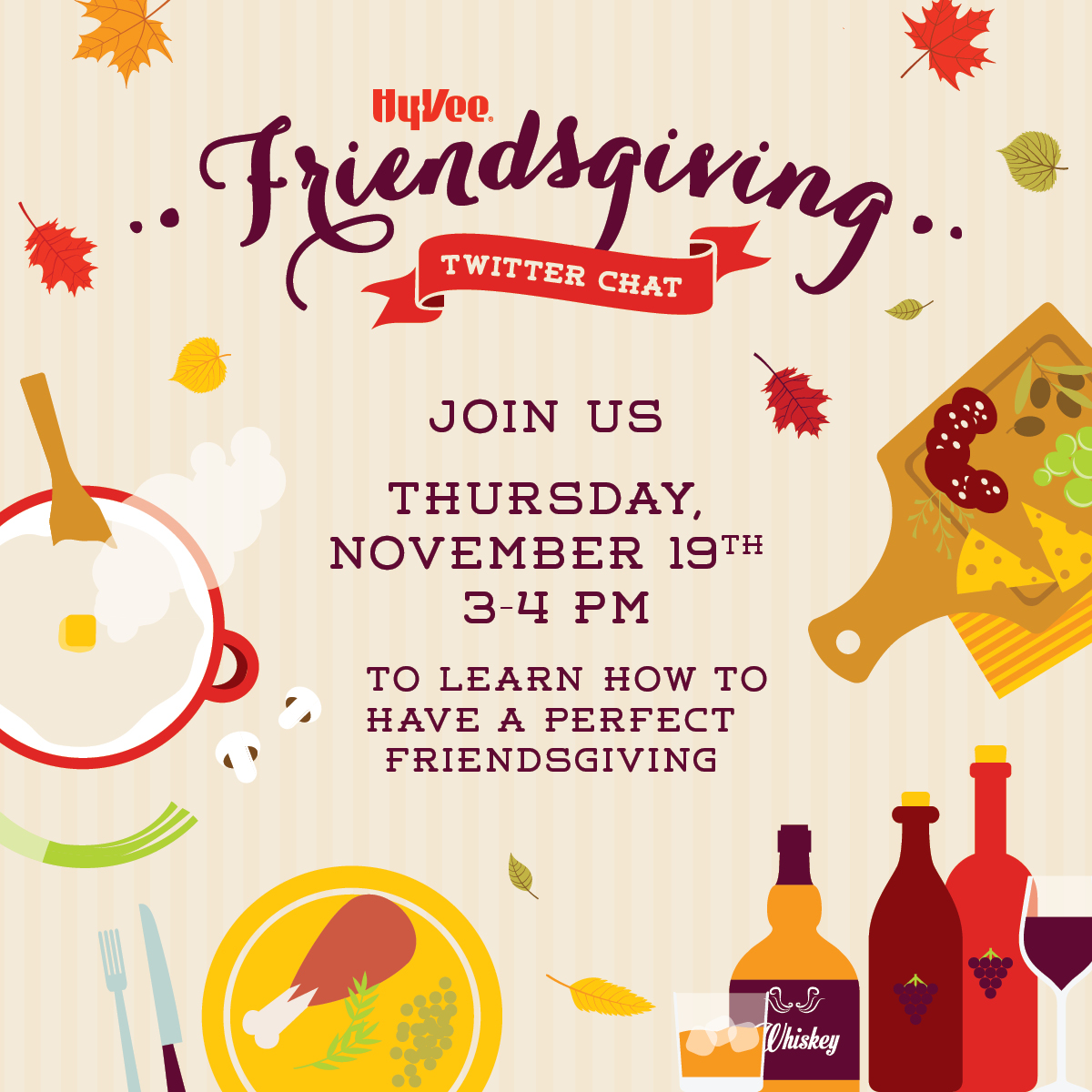 hy vee thanksgiving dinner to go 2018
