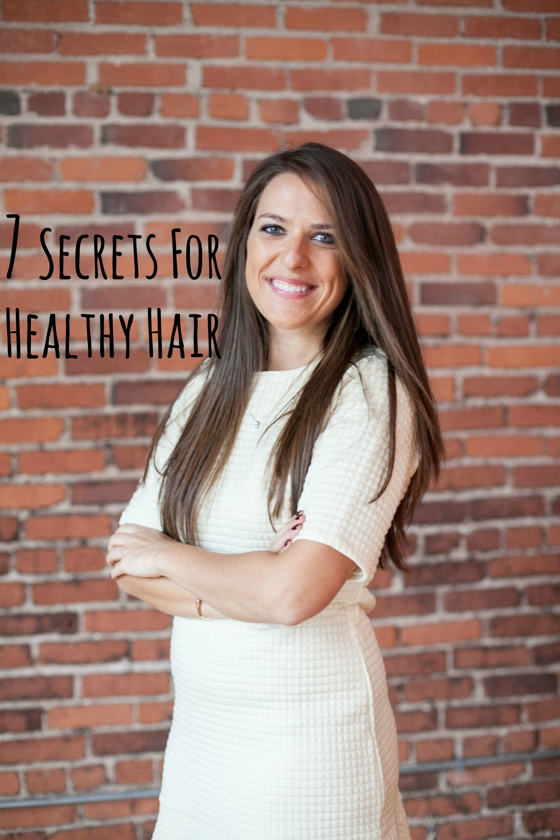healthy hair secrets