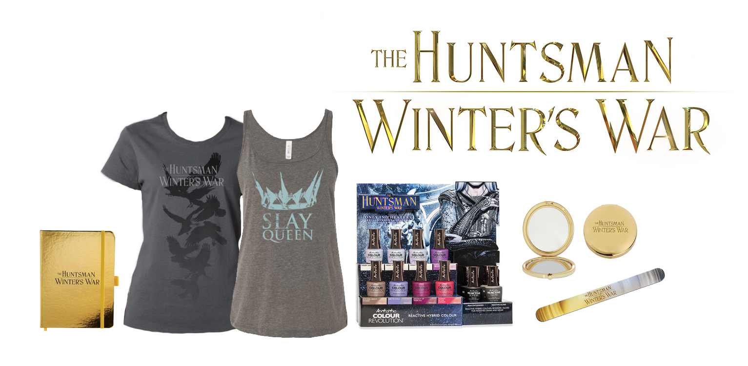 The Huntsman - Prize Pack A