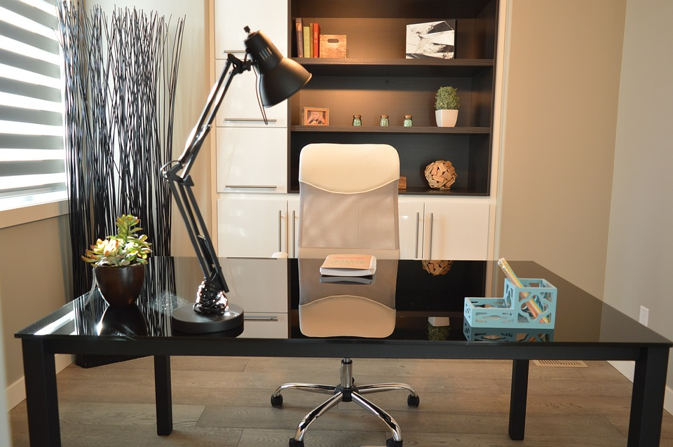 Make your home much better with a home office