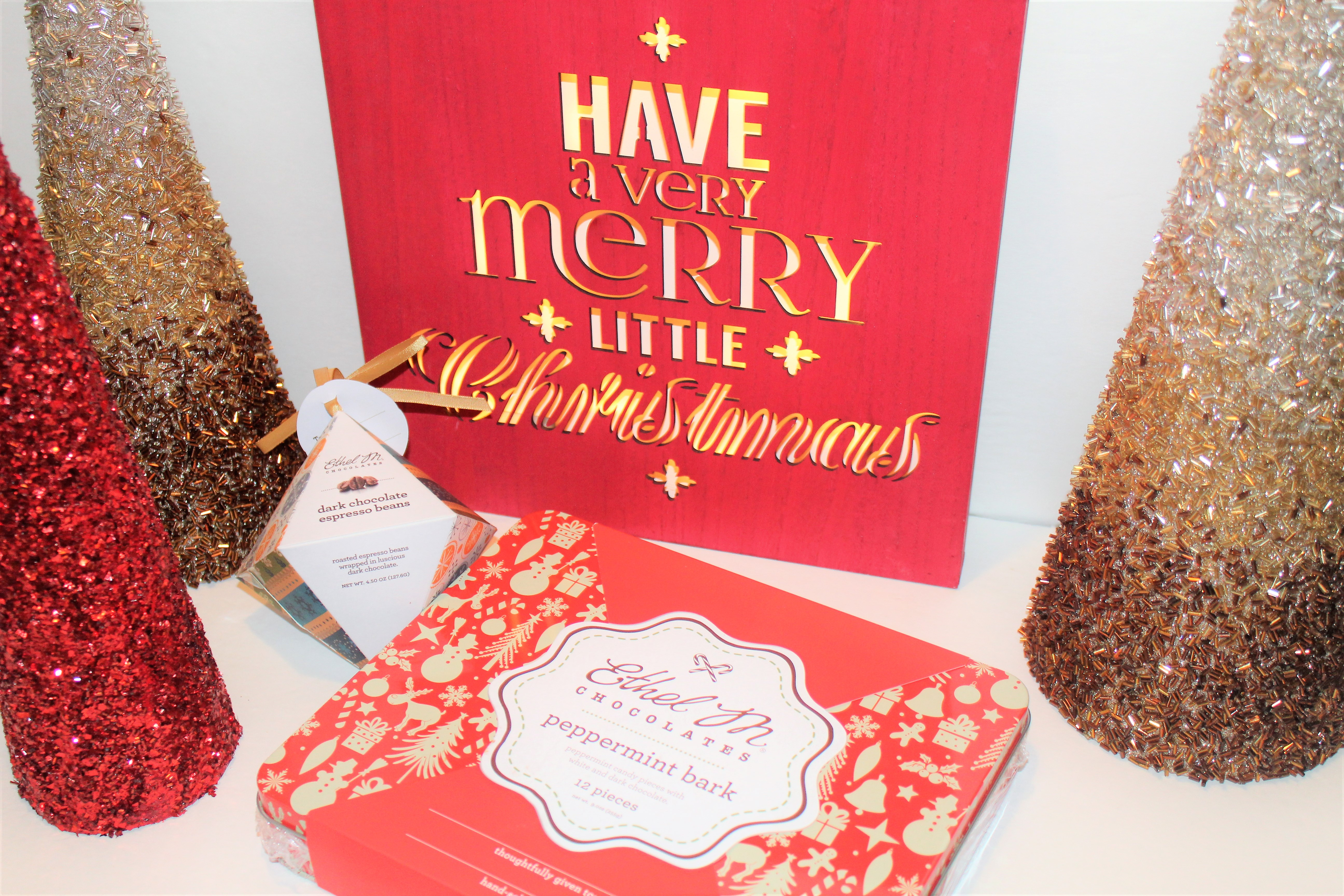 5 Ways To Make Someone Smile This Holiday Season + 20% off Ethel M ...