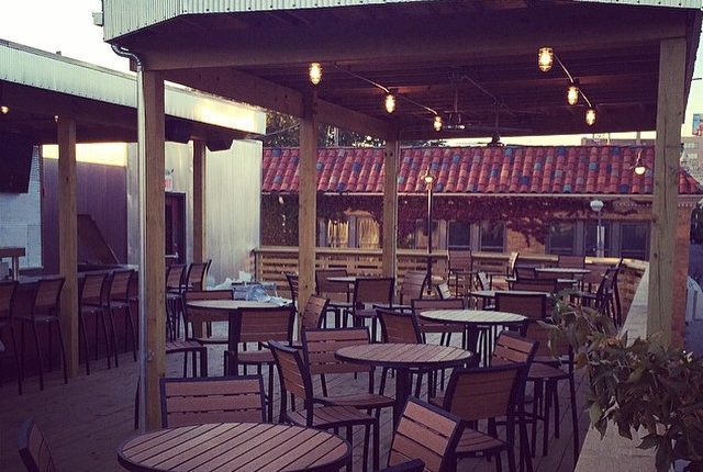 16 best rooftop bars and patios in kansas city sarah scoop for Drunken fish kansas city