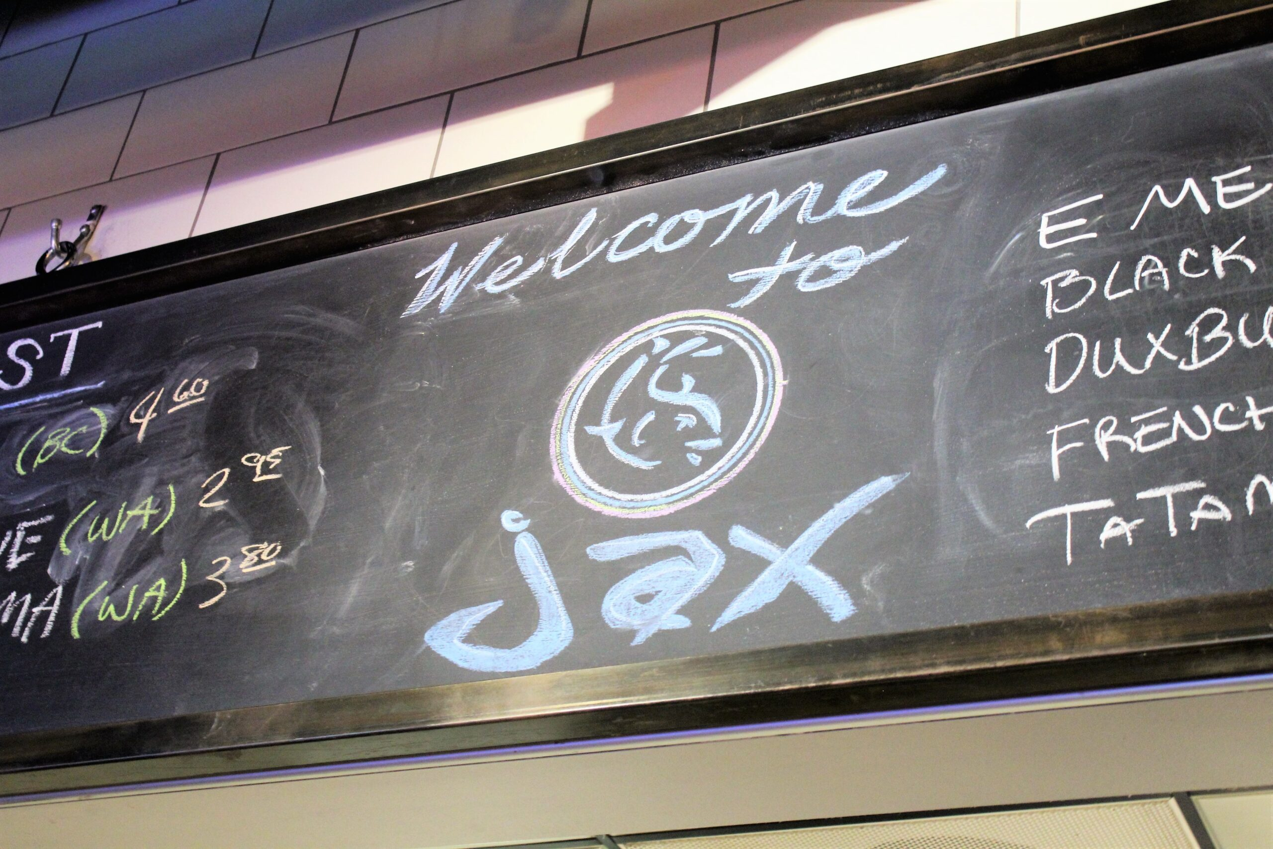 Jax fish house oyster bar celebrates the longest day to for Jax fish house menu