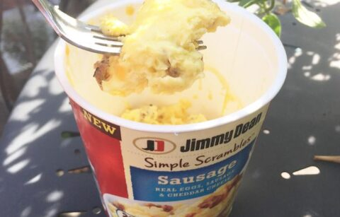 Jimmy Dean Simply Scrambles Cup