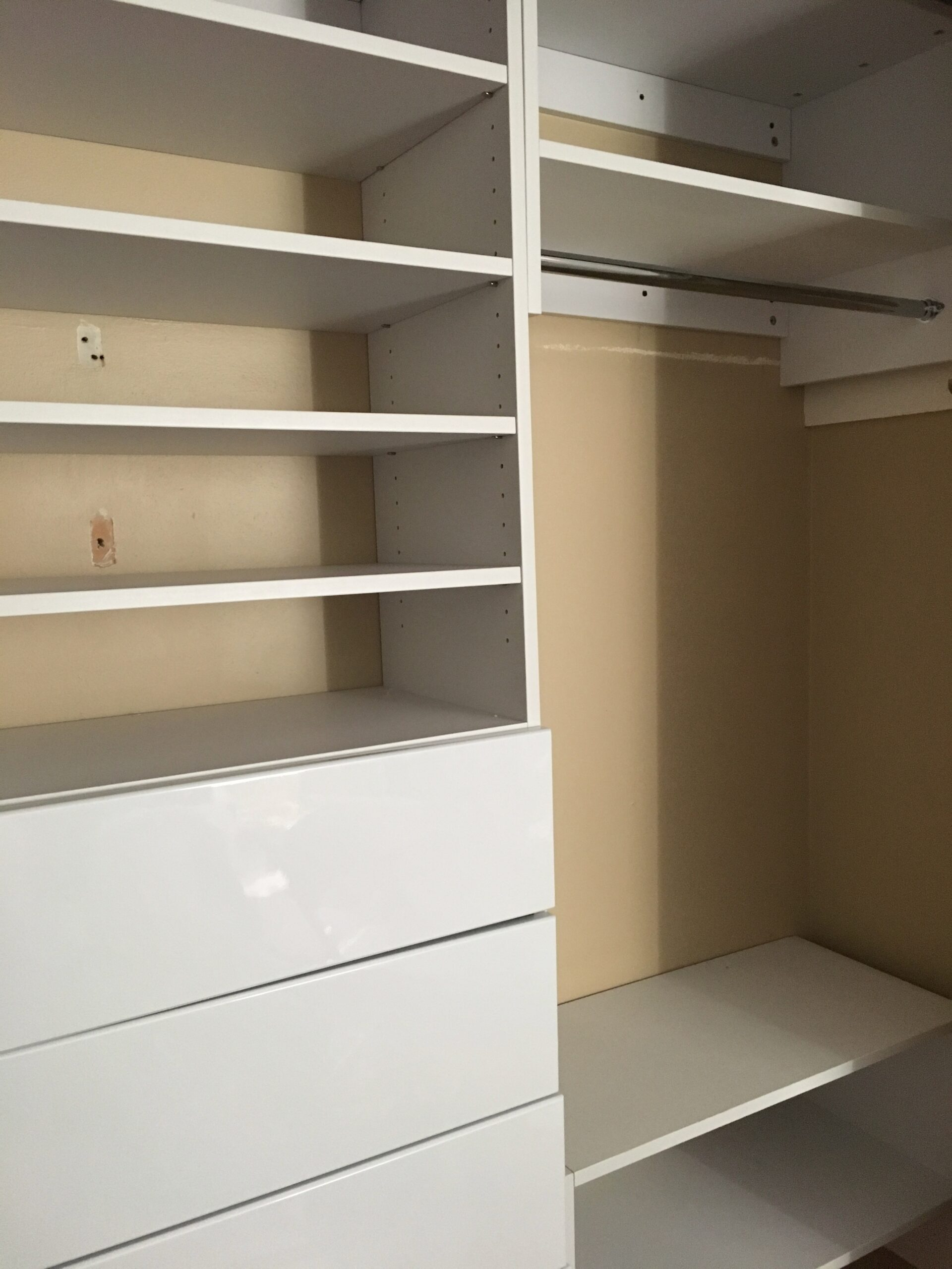 ... Clothes, Etc. I Have Been Able To Fill The Closet And Have Not Had Any  Problems. It Is So Great Having An Organized Space And Modern, Useful  Update To ...