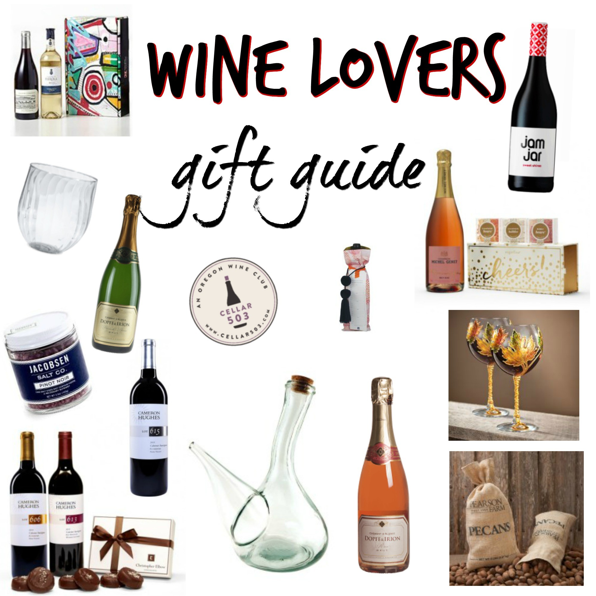 225 & Best Gift Ideas for the Wine Lovers In Your Life - Sarah Scoop