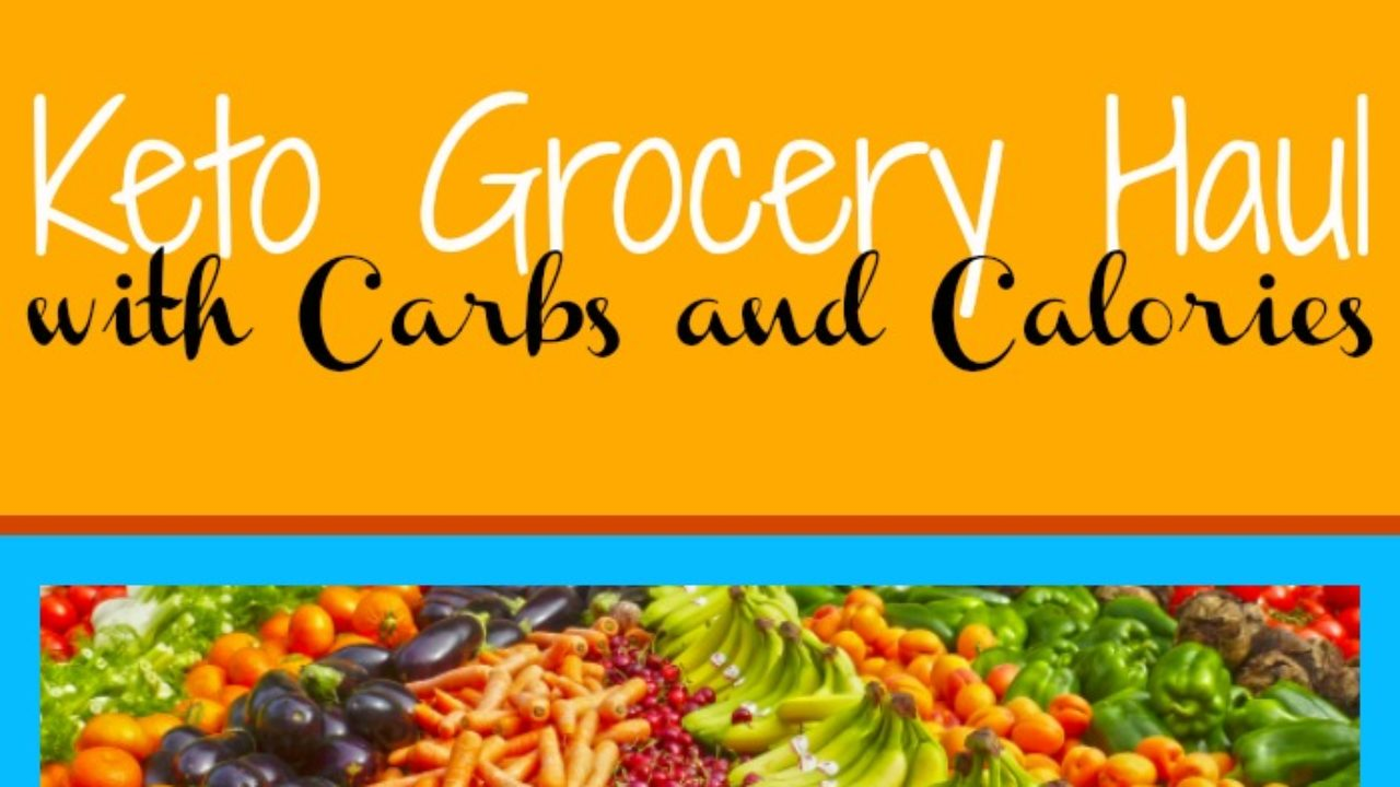 Aldi Keto Shopping Guide (Carbs and Calories Included