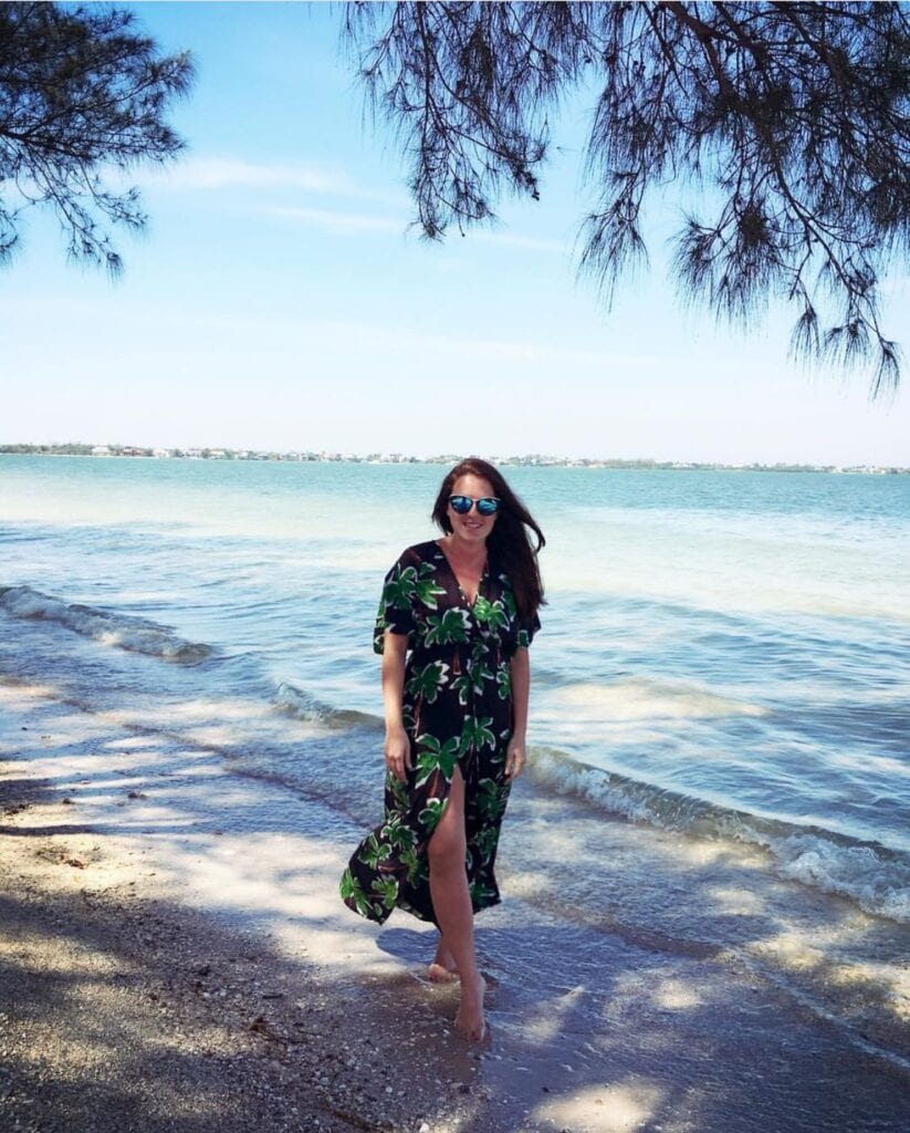 Stay healthy when you travel to places like beaches