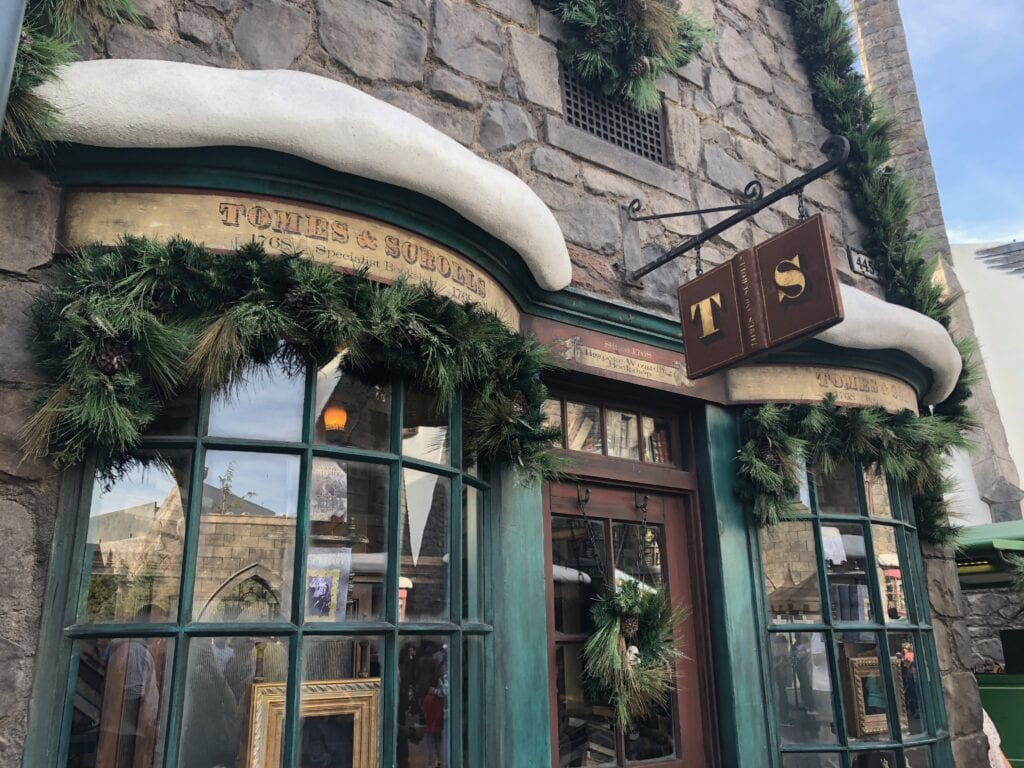 Store at Harry Potter World