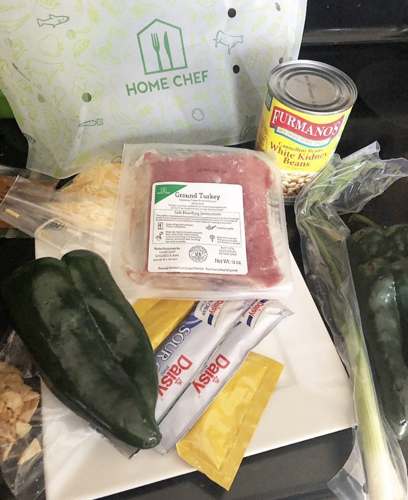 Home Chef prepared meals help you eat healthy