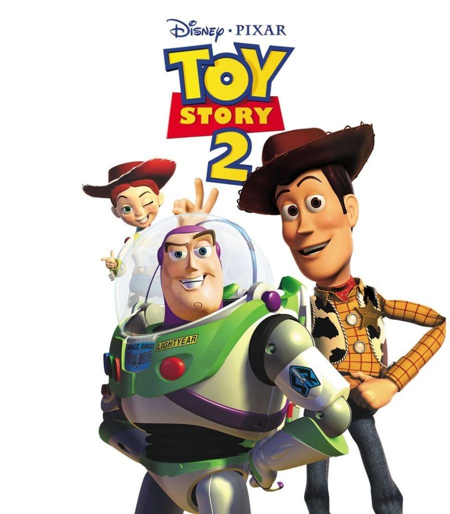 Poster for Toy Story 2