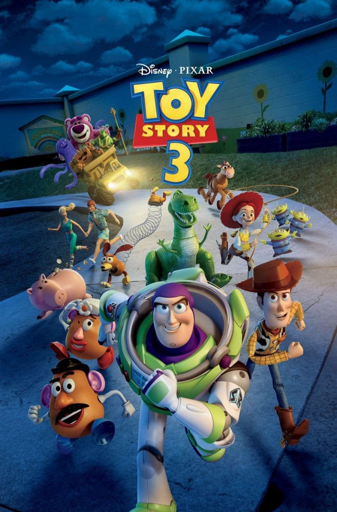 Poster for Toy Story 3