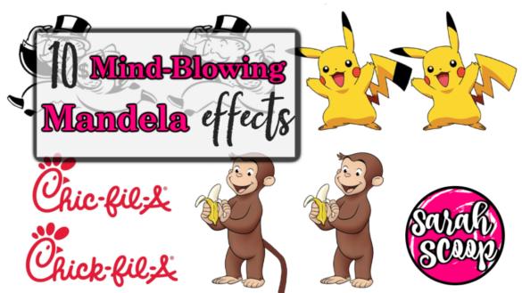 Mandela Effects