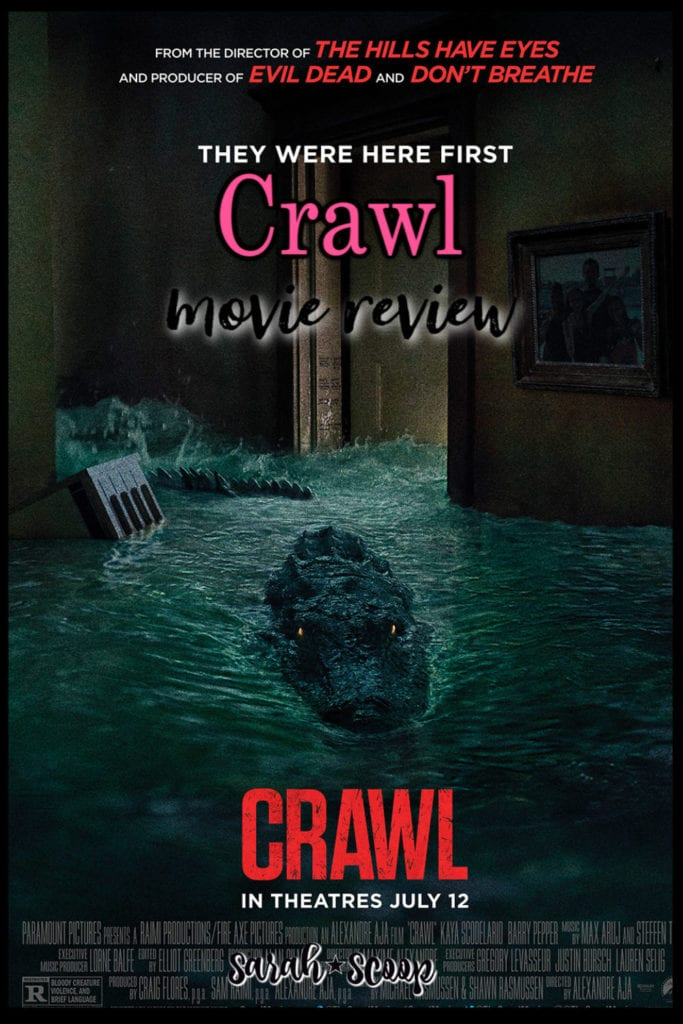 Crawl Movie Poster