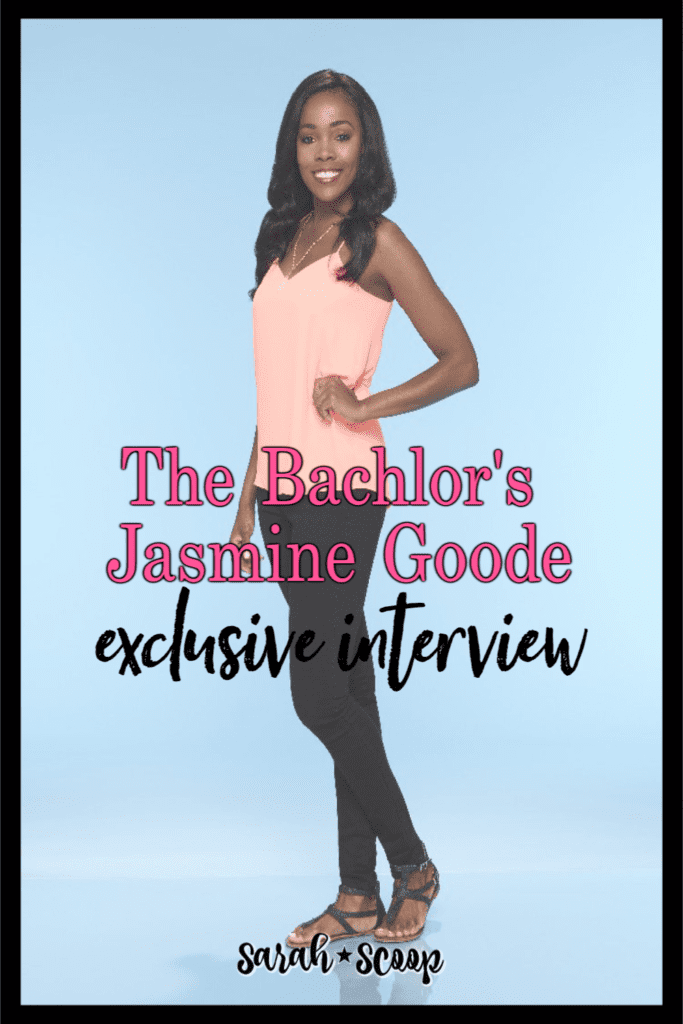 Jasmine Goode gives us the insider scoop on her life during and after the Bachelor and Bachelor in paradise.